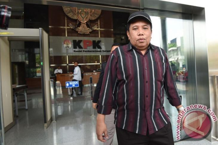 Kadis perkebunan Provinsi Jatim ditahan