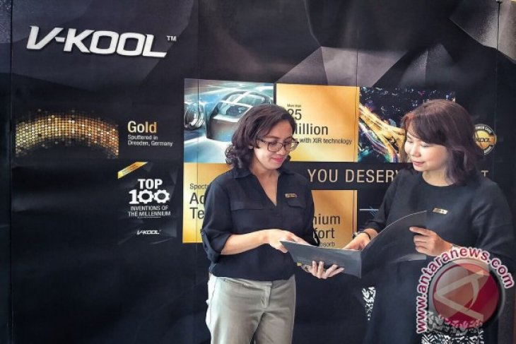 Tahun depan V-Kool masuk pasar mobil LCGC