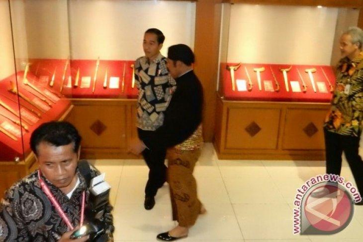Presiden resmikan Museum Keris Nusantara, lestarikan budaya