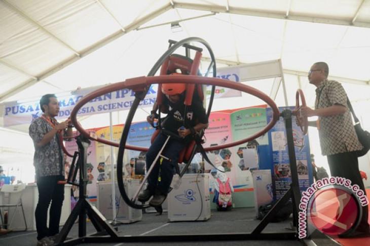 Ratusan pelajar Riau saksikan Ritech Expo 2018