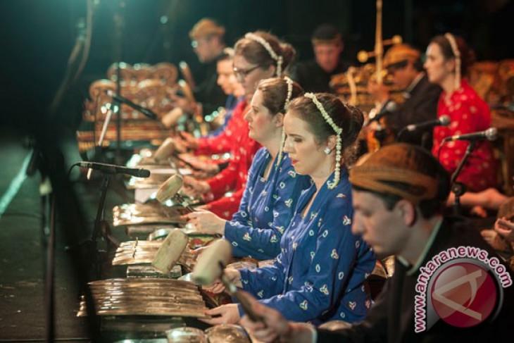 Indonesia gelar festival gamelan di London dan Glasgow