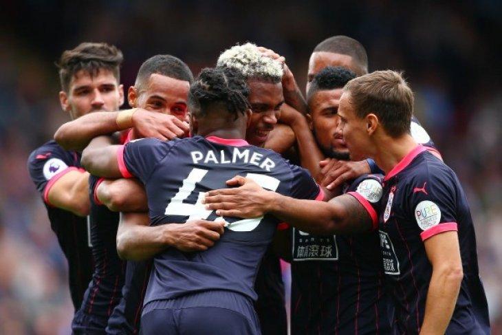 Pecundangi Palace 3-0, Huddersfield cetak debut manis Liga Inggris