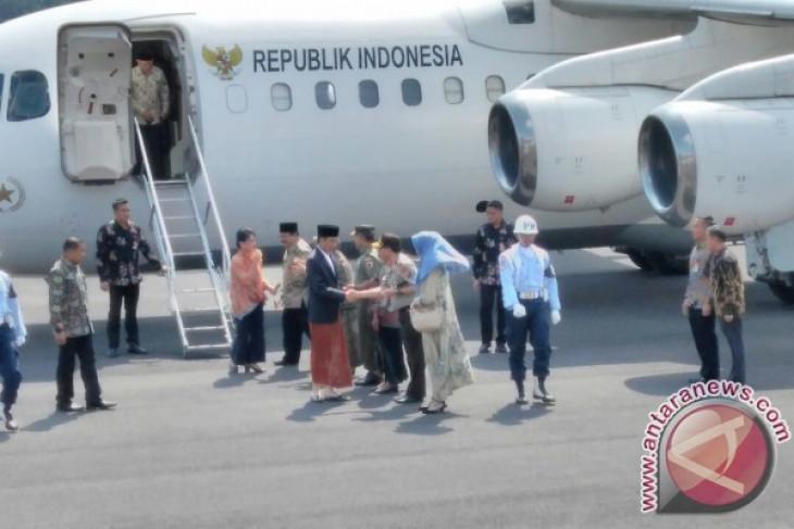 Presiden Jokowi kunjungi sejumlah pondok pesantren di Jember