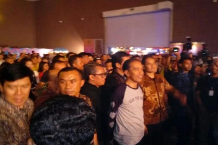 "Kesan Jokowi terhadap musik di ""We The Fest"""