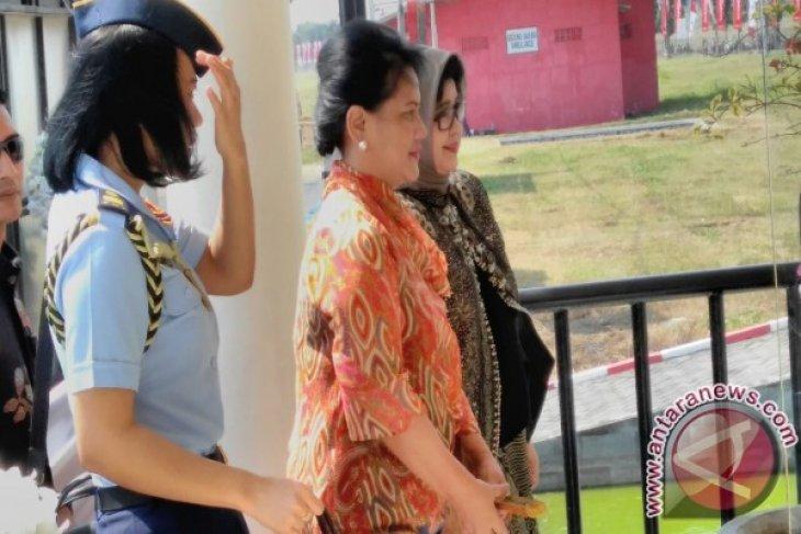 Alasan Iriana bersedia temani Jokowi ke Jember