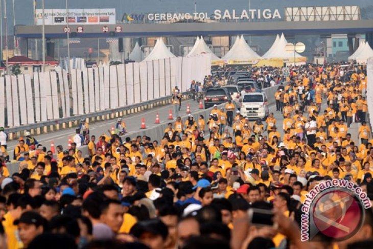 Jalan Tol Bawen-Salatiga diresmikan 28 Agustus
