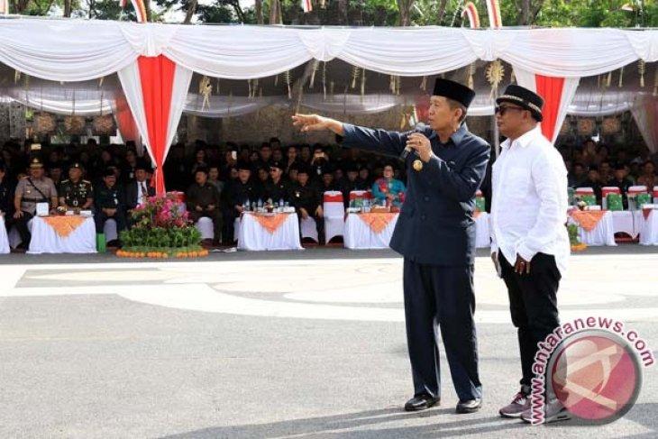 Yopie Latul Meriahkan Hari Jadi Provinsi Bali