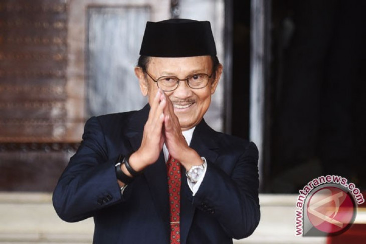Habibie admitted to hospital in Germany