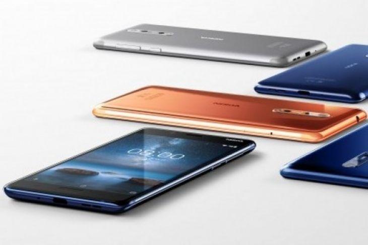Alasan Nokia 8 tidak masuk AS