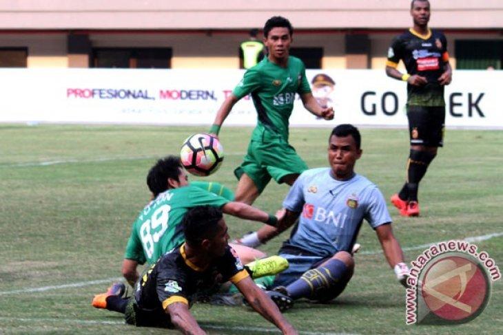 Bhayangkara hantam Sriwijaya 2-1