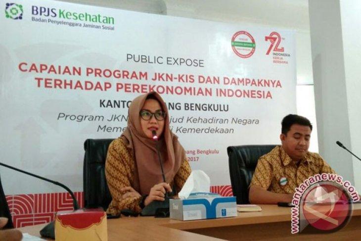 BPJS Kesehatan Bengkulu Tambah 14 Kanal Pendaftaran