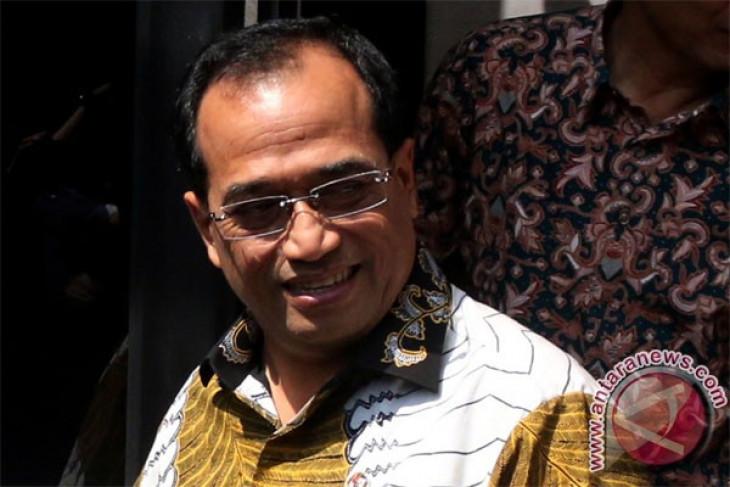 KPK akan periksa Menteri Perhubungan