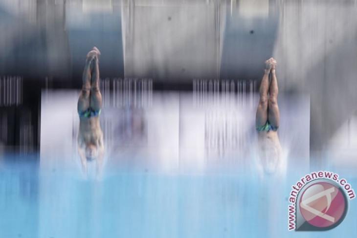 China borong 10 emas Kejuaraan Dunia Loncat Indah
