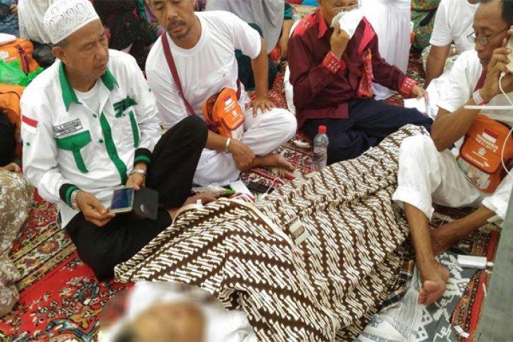 41 orang  haji Jabar meninggal di Tanah Suci