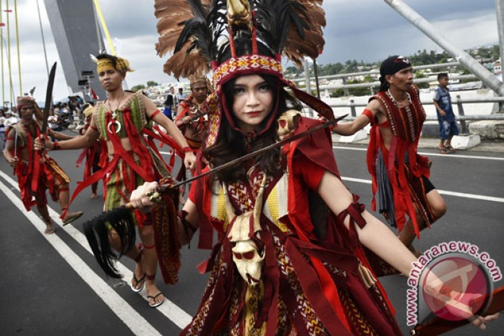 "City government promotes ""Manado Fiesta 2018"" in Bandung"