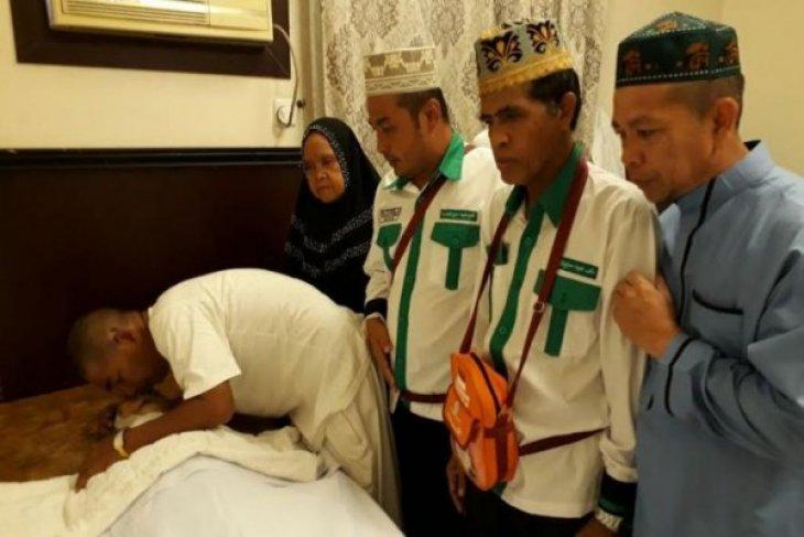 Tiga orang jamaah haji Lebak meninggal dunia di Mekkah