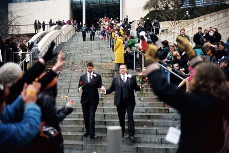 Hadiri pernikahan gay, anggota parlemen Israel mengundurkan diri