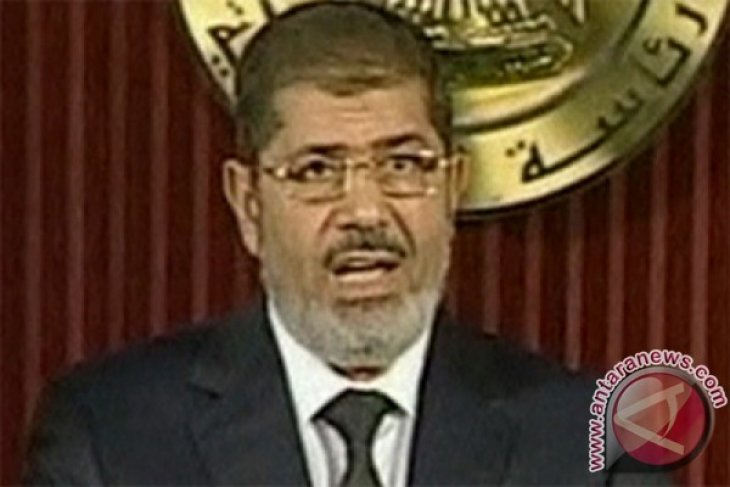 Mantan Presiden Mesir Mohamed Mursi tutup usia setelah pingsan di persidangan