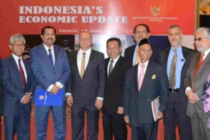 Pengusaha Pakistan tertarik berbisnis di Indonesia