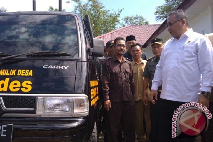 Menteri Desa jadi calon legislator dari Bengkulu