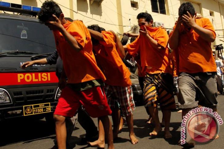 Polda Sultra tahan 21 tersangka penyalahgunaan PCC