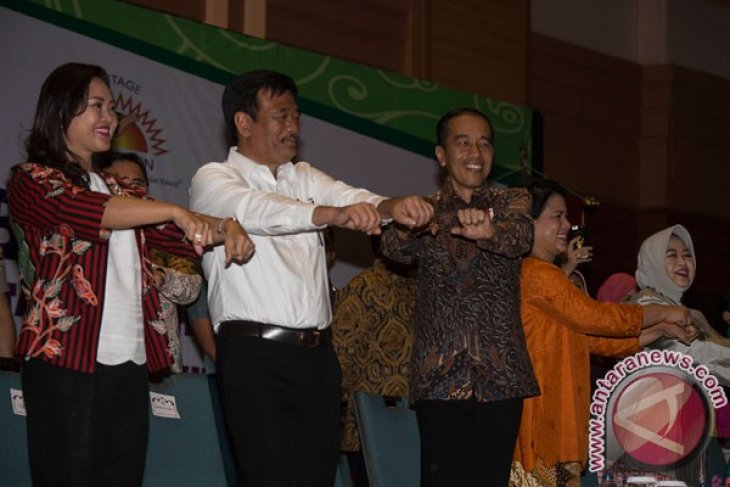 Presiden Tutup Pelatihan Guru PAUD