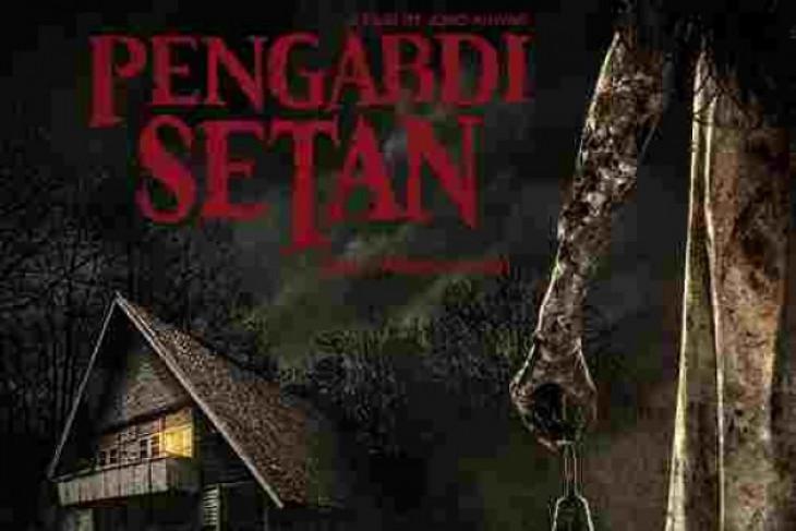 Pengabdi Setan, film terpopuler di linimasa Twitter Indonesia