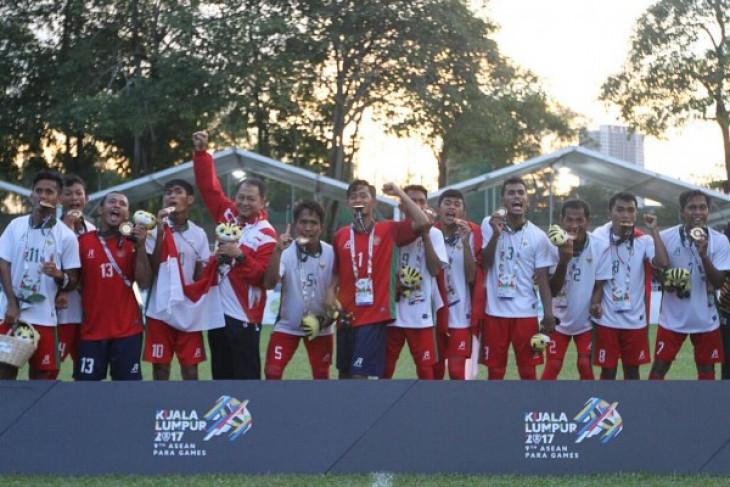 Prestasi Indonesia di ASEAN Para Games