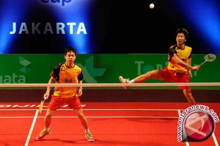 Minions rebut gelar juara pertama Malaysia Masters 2019