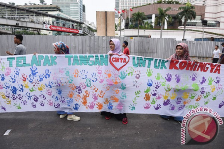 Pemkot Medan apresiasi aksi peduli Rohingya
