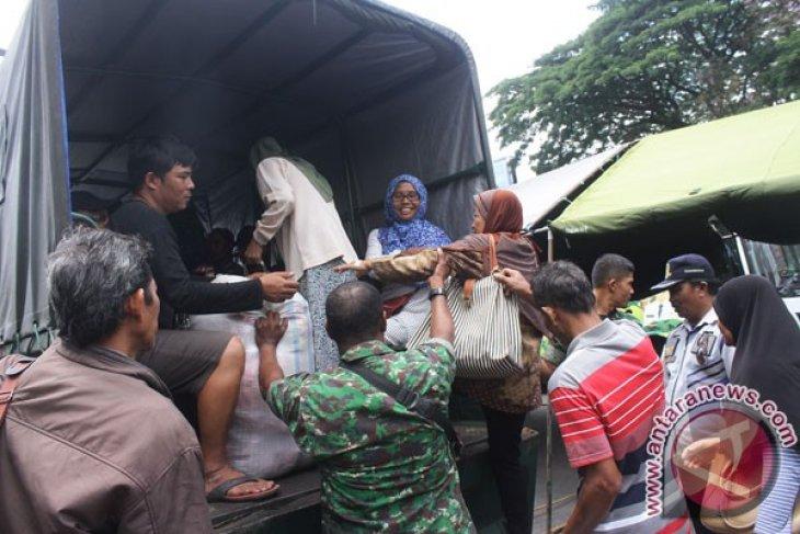 Mogok Massal Angkutan Malang