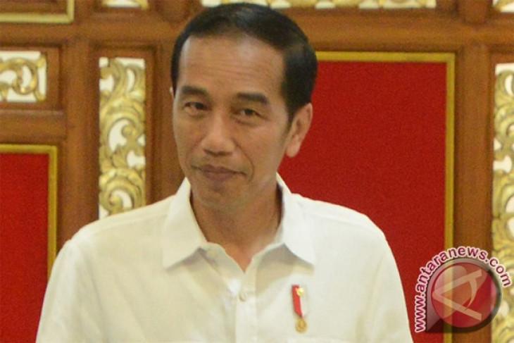 Presiden Jokowi apresiasi peningkatan nilai ekspor Indonesia