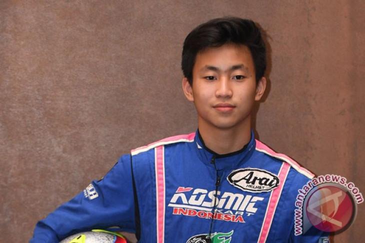 Keanon ikuti balap F4 Asia setelah vakum