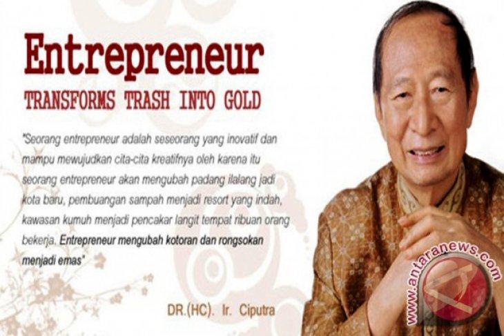 Indonesia kembali berduka, Pengusaha nasional Ciputra tutup usia