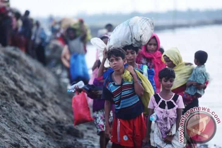 Menyapa Rohingya yang mengungsi ke Bangladesh