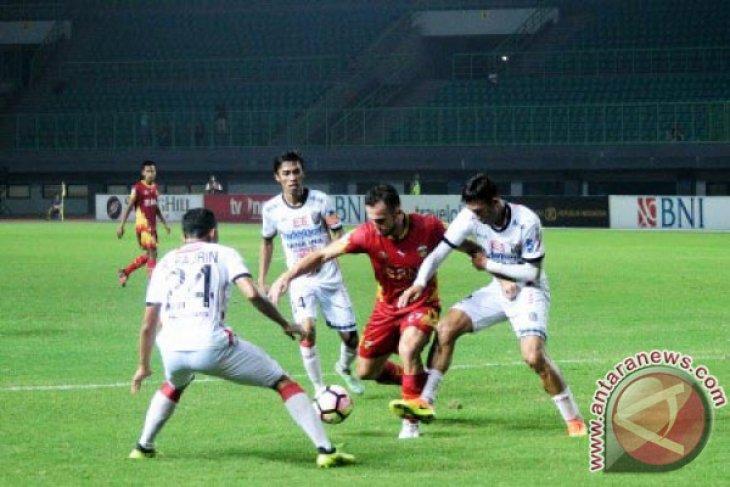 Bhayangkara Tundukankan Bali 3-2