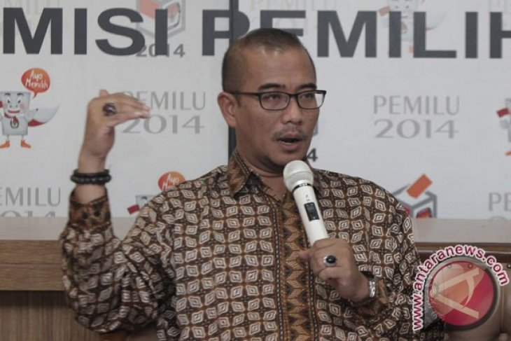Komisioner KPU siap hadapi laporan PKPI