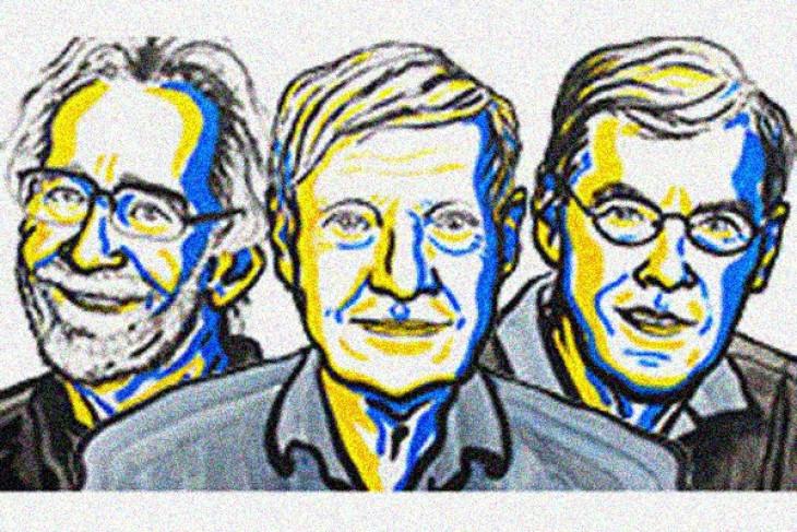Nobel Kimia 2017 untuk trio pengembang teknologi mikroskop cryo-elektron