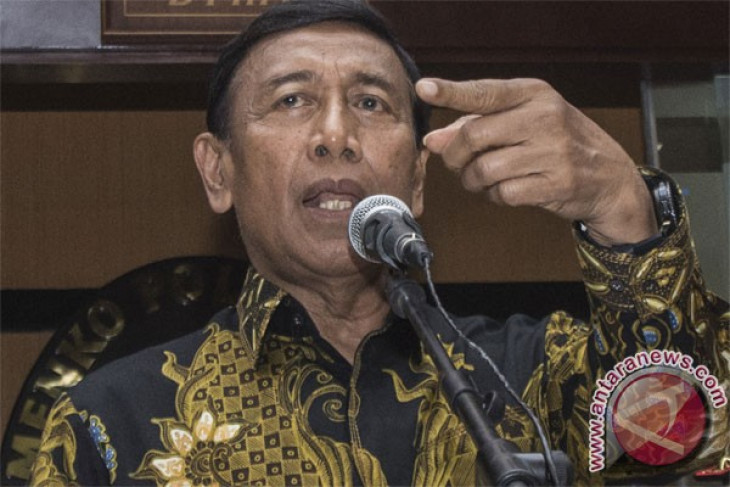 Tauhid defence driven by HTI: Minister Wiranto