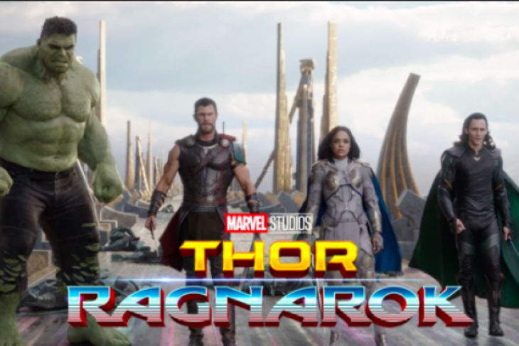 "Lima hal yang harus diketahui sebelum menonton ""Thor: Ragnarok"""