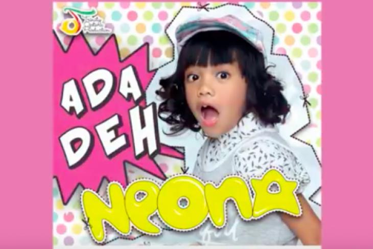 Putri Nola B3, Neona, luncurkan lagu anak