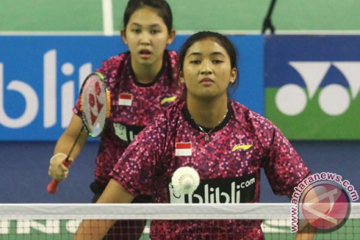 Indonesia awali Kejuaraan Dunia Junior dengan skor sempurna