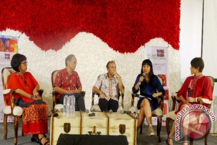 Festival Ragam Nusantara diisi diskusi persatuan