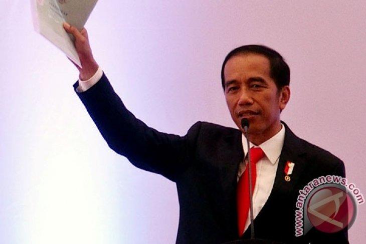 Jokowi: hindari ganja dan sabu-sabu