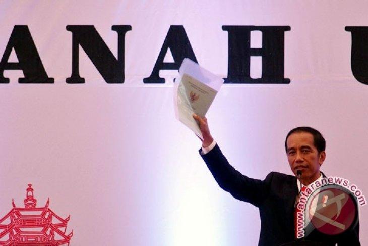 Presiden Jokowi: