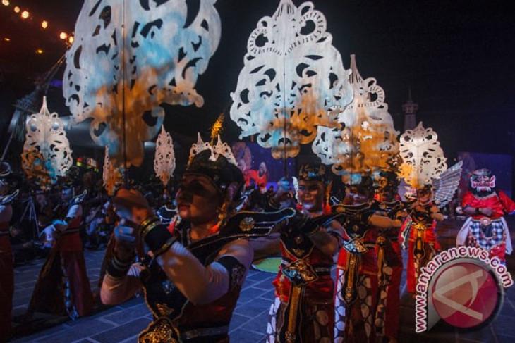 """""""Wayang Jogja Night Carnival"""" diproyeksikan jadi ikon karnaval Yogyakarta"""