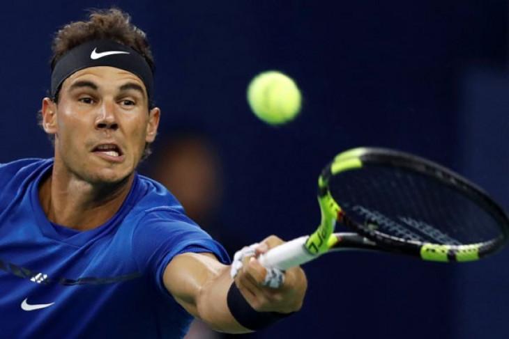 Nadal dan Federer melaju ke putaran ketiga Shanghai