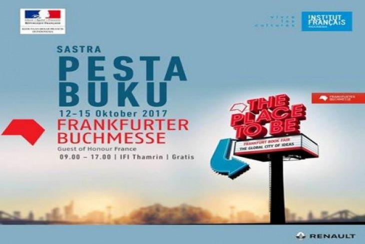 Pesta Buku sambut Frankfurt Book Fair 2017