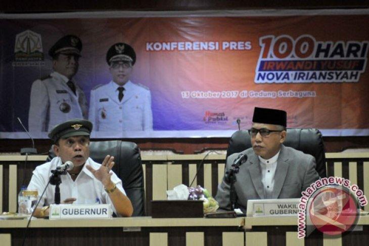 Seratus Hari Pemerintahan Gubernur Aceh