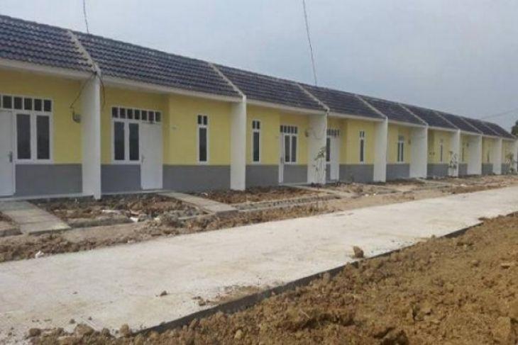 Dua rumah untuk keluarga veteran Timtim